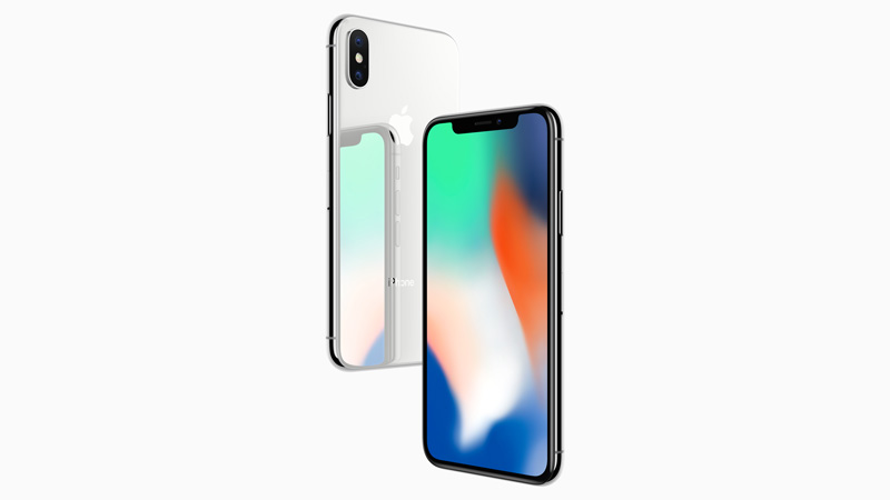 iPhone X Super Retina