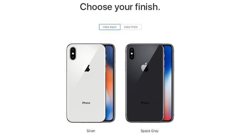 iPhone X Harga