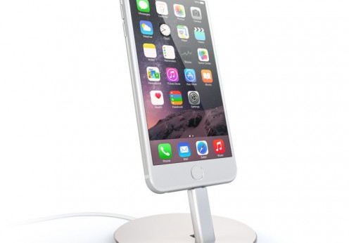 iPhone charge standup