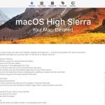 Cara Membuat Bootable Installer macOS High Sierra di USB Flash Drive